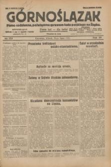 Górnoślązak : pismo codzienne, poświęcone sprawom ludu polskiego na Śląsku.R.29, nr 173 (29 lipca 1930) + dod.
