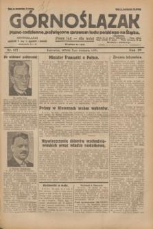 Górnoślązak : pismo codzienne, poświęcone sprawom ludu polskiego na Śląsku.R.29, nr 177 (2 sierpnia 1930) + dod.