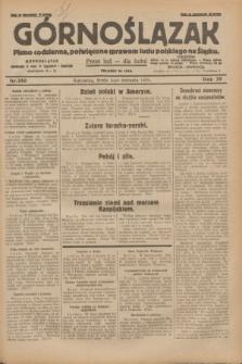 Górnoślązak : pismo codzienne, poświęcone sprawom ludu polskiego na Śląsku.R.29, nr 180 (6 sierpnia 1930) + dod.