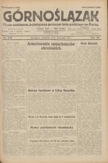 Górnoślązak : pismo codzienne, poświęcone sprawom ludu polskiego na Śląsku.R.29, nr 222 (25 września 1930) + dod.