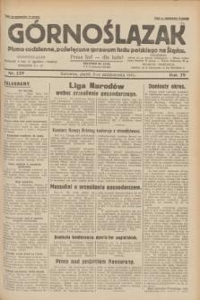 Górnoślązak : pismo codzienne, poświęcone sprawom ludu polskiego na Śląsku.R.29, nr 229 (3 października 1930) + dod.