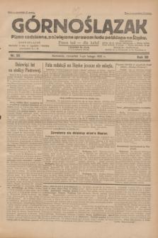 Górnoślązak : pismo codzienne, poświęcone sprawom ludu polskiego na Śląsku.R.30, nr 28 (5 lutego 1931)
