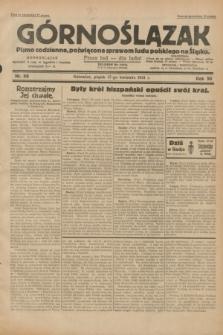 Górnoślązak : pismo codzienne, poświęcone sprawom ludu polskiego na Śląsku.R.30, nr 88 (17 kwietnia 1931)