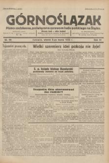 Górnoślązak : pismo codzienne, poświęcone sprawom ludu polskiego na Śląsku.R.31, nr 56 (8 marca 1932)