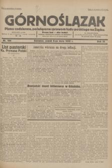 Górnoślązak : pismo codzienne, poświęcone sprawom ludu polskiego na Śląsku.R.31, nr 104 (6 maja 1932)