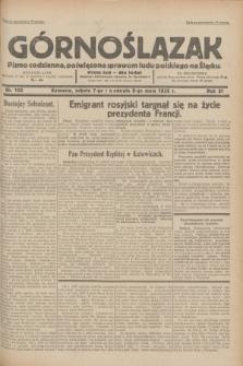 Górnoślązak : pismo codzienne, poświęcone sprawom ludu polskiego na Śląsku.R.31, nr 105 (7 i 8 maja 1932)