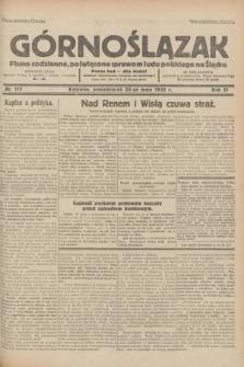 Górnoślązak : pismo codzienne, poświęcone sprawom ludu polskiego na Śląsku.R.31, nr 117 (23 maja 1932)