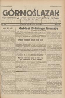Górnoślązak : pismo codzienne, poświęcone sprawom ludu polskiego na Śląsku.R.31, nr 118 (24 maja 1932)