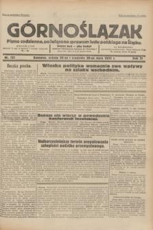 Górnoślązak : pismo codzienne, poświęcone sprawom ludu polskiego na Śląsku.R.31, nr 121 (28 i 29 maja 1932)