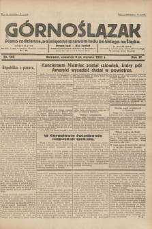 Górnoślązak : pismo codzienne, poświęcone sprawom ludu polskiego na Śląsku.R.31, nr 125 (2 czerwca 1932)