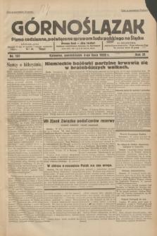 Górnoślązak : pismo codzienne, poświęcone sprawom ludu polskiego na Śląsku.R.31, nr 151 (4 lipca 1932)