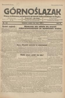 Górnoślązak : pismo codzienne, poświęcone sprawom ludu polskiego na Śląsku.R.31, nr 155 (8 lipca 1932)