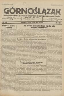 Górnoślązak : pismo codzienne, poświęcone sprawom ludu polskiego na Śląsku.R.31, nr 159 (13 lipca 1932)