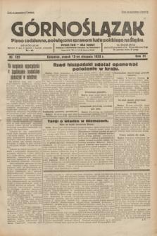 Górnoślązak : pismo codzienne, poświęcone sprawom ludu polskiego na Śląsku.R.31, nr 185 (12 sierpnia 1932)