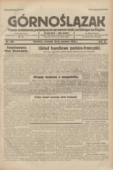 Górnoślązak : pismo codzienne, poświęcone sprawom ludu polskiego na Śląsku.R.31, nr 189 (18 sierpnia 1932)