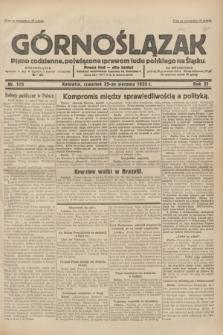Górnoślązak : pismo codzienne, poświęcone sprawom ludu polskiego na Śląsku.R.31, nr 195 (25 sierpnia 1932)