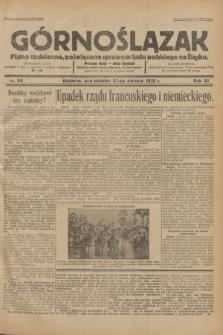 Górnoślązak : Pismo codzienne, poświęcone sprawom ludu polskiego na Śląsku.R.32, nr 24 (30 stycznia 1933)