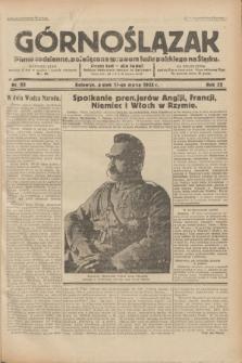 Górnoślązak : pismo codzienne, poświęcone sprawom ludu polskiego na Śląsku.R.32, nr 63 (17 marca 1933)