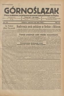 Górnoślązak : pismo codzienne, poświęcone sprawom ludu polskiego na Śląsku.R.32, nr 102 (4 maja 1933)