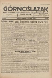Górnoślązak : pismo codzienne, poświęcone sprawom ludu polskiego na Śląsku.R.32, nr 108 (11 maja 1933)