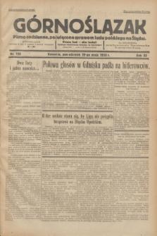 Górnoślązak : pismo codzienne, poświęcone sprawom ludu polskiego na Śląsku.R.32, nr 122 (29 maja 1933)