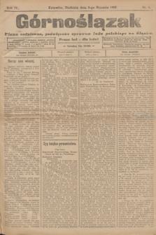 Górnoślązak : pismo codzienne, poświęcone sprawom ludu polskiego na Śląsku.R.4, nr 6 (8 stycznia 1905) + dod.