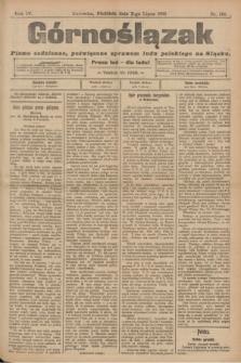 Górnoślązak : pismo codzienne, poświęcone sprawom ludu polskiego na Sląsku.R.4, nr 148 (2 lipca 1905) + dod.