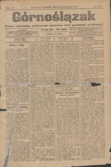 Górnoślązak : pismo codzienne, poświęcone sprawom ludu polskiego na Sląsku.R.4, nr 296 (28 grudnia 1905)