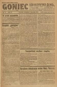 Goniec Krakowski. 1921, nr5