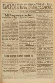 Goniec Krakowski. 1921, nr55