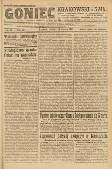 Goniec Krakowski. 1921, nr68
