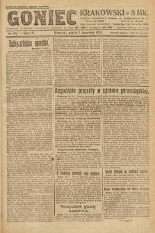 Goniec Krakowski. 1921, nr86