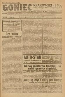 Goniec Krakowski. 1921, nr95