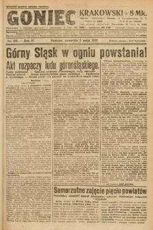 Goniec Krakowski. 1921, nr119