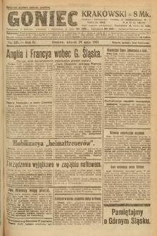 Goniec Krakowski. 1921, nr137