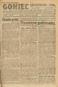 Goniec Krakowski. 1921, nr139