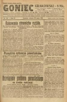 Goniec Krakowski. 1921, nr141