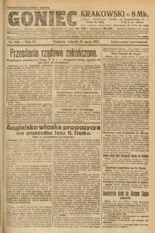 Goniec Krakowski. 1921, nr144