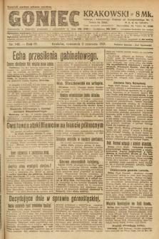 Goniec Krakowski. 1921, nr146