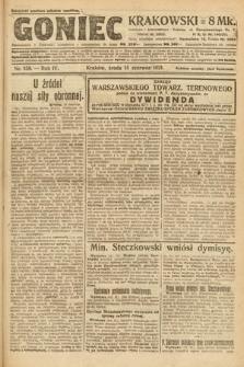 Goniec Krakowski. 1921, nr159