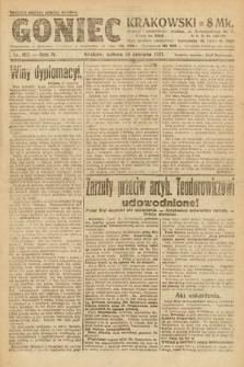 Goniec Krakowski. 1921, nr162