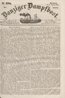 Danziger Dampfboot. Jg.23, № 178 (3 August 1853)