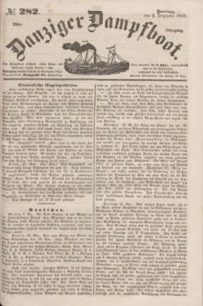 Danziger Dampfboot. Jg.23, № 282 (2 Dezember 1853)