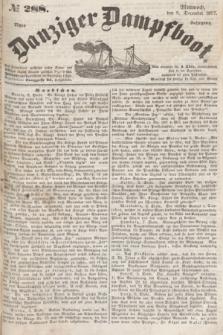 Danziger Dampfboot. Jg.27, № 288 (9 December 1857)