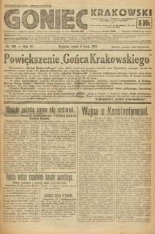 Goniec Krakowski. 1921, nr180