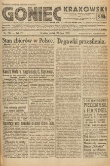 Goniec Krakowski. 1921, nr196