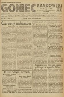Goniec Krakowski. 1921, nr210