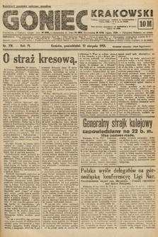 Goniec Krakowski. 1921, nr226