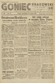 Goniec Krakowski. 1921, nr233
