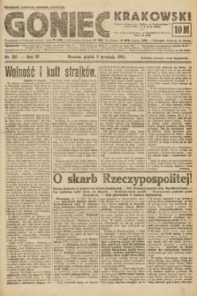 Goniec Krakowski. 1921, nr237